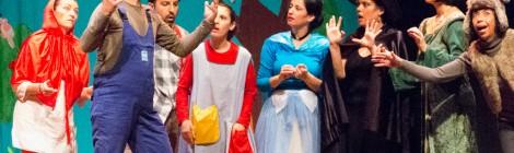 El grup de teatre omple l'Ateneu per una causa solidària
