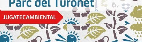 Torna la Jugatecambiental al parc del Turonet