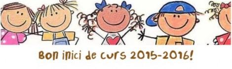 Comencem el nou curs 2015-2016!