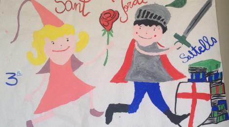 Activitats Sant Jordi