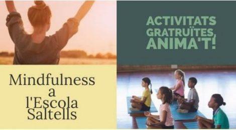 Tallers gratuïts Mindfulness