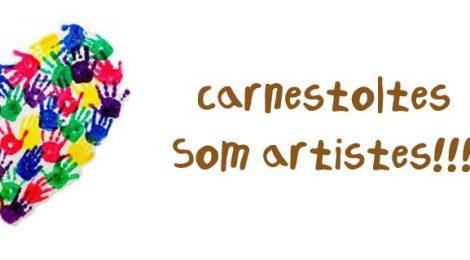 Carnestoltes 2018 - Som artistes!!!!
