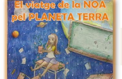 CapAquí Teatre Ampa Saltells presenta 'El viatge de la NOA pel PLANETA TERRA'